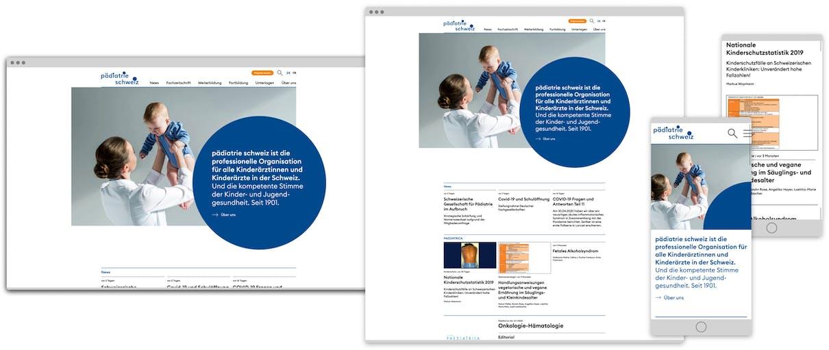 PädiatrieSchweiz-Full-Width-Mockup